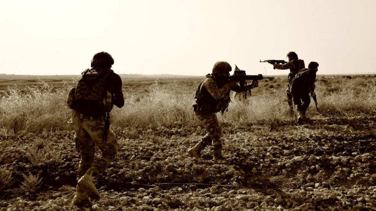 Pençe-Yıldırım operasyonunda 1 asker şehit oldu