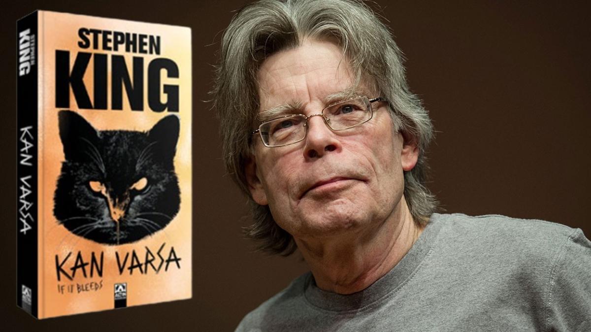 Stephen King'in yeni kitabı raflarda