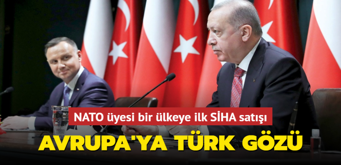 Avrupa'ya Türk gözü