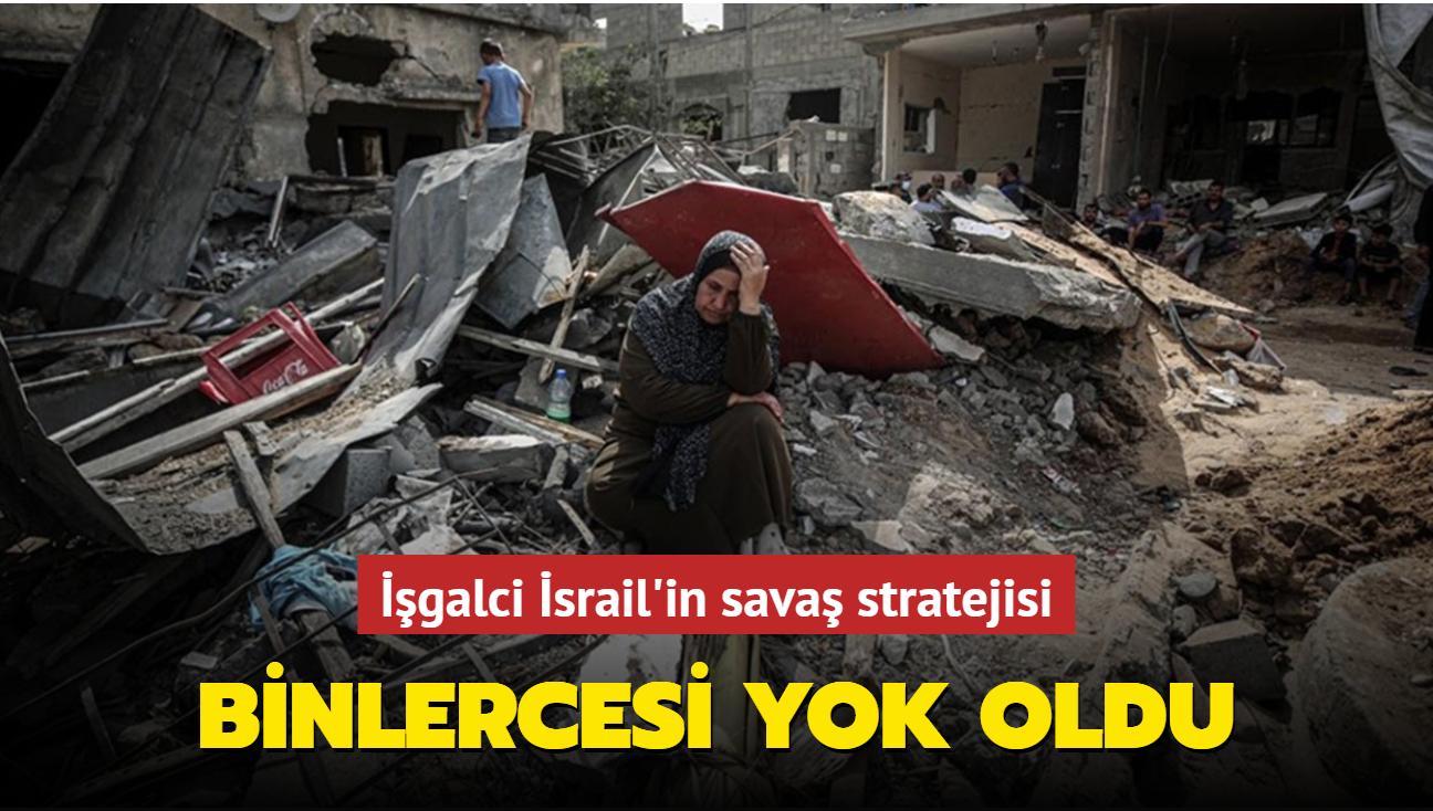 İşgalci İsrail'in saldırılarında binlerce kitap yok oldu