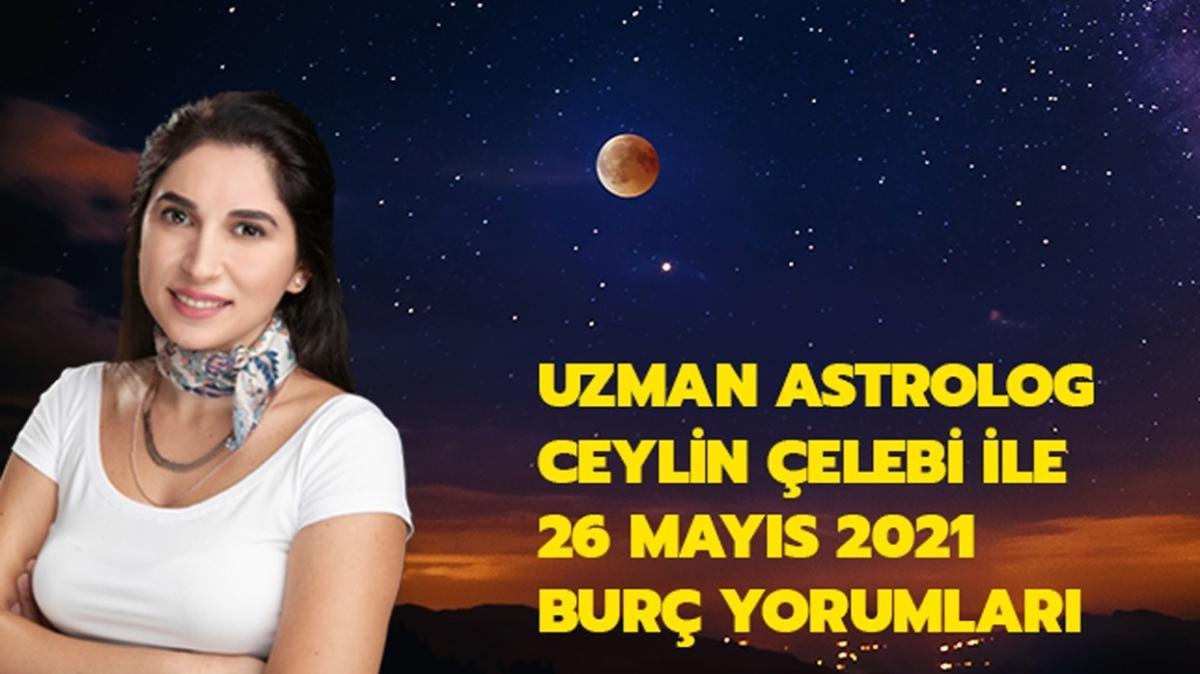 """Ay tutulması hangi burçlara şans getirecek"""" Günlük burç yorumları 26 Mayıs 2021"""