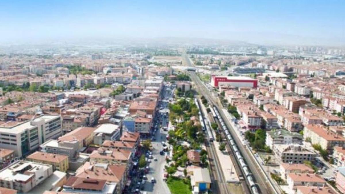 Ankara Sincan'da 13 adet natamam daire icradan satılıyor!