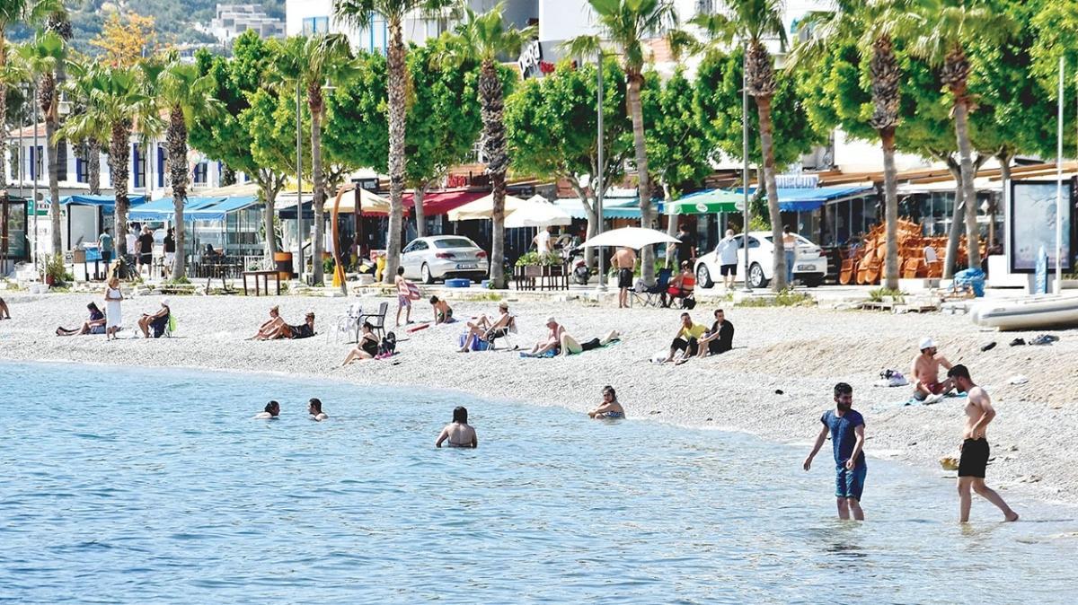 Antalya'ya 4 ayda 129 ülkeden turist