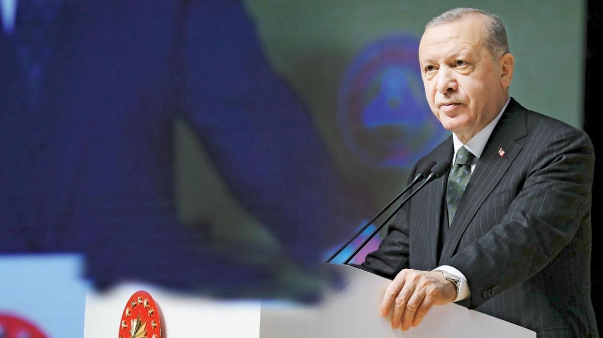 Başkan Erdoğan: İslam düşmanlığı küresel tehdit