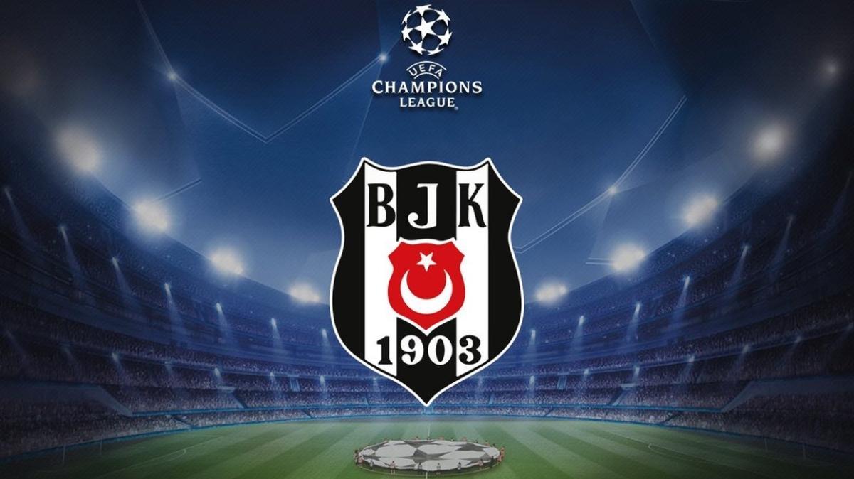 Beşiktaş'ın Devler Ligi'ndeki muhtemel rakipleri belli oldu