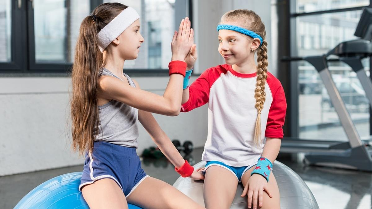 Çocuk için yaz sporu seçmenin kuralları