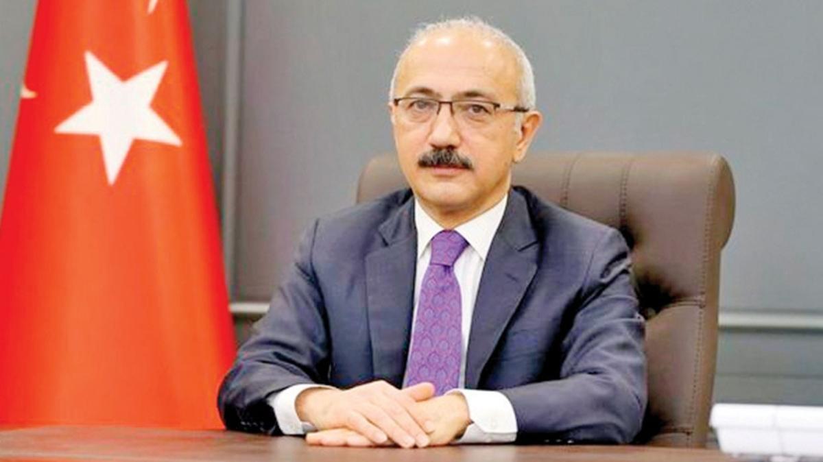Hazine ve Maliye Bakanı Lütfi Elvan: Kripto para çalışması kısa sürede tamamlanıyor