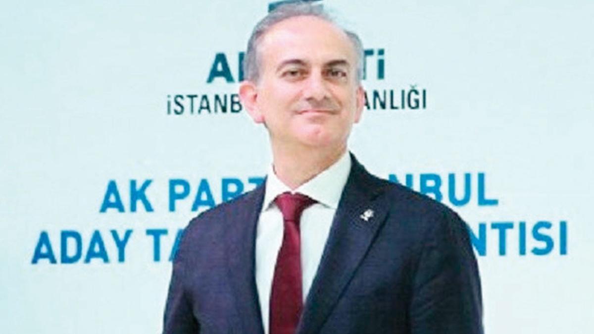 İBB Başkanvekili AK Partili Zeynel Abidin Okul seçildi