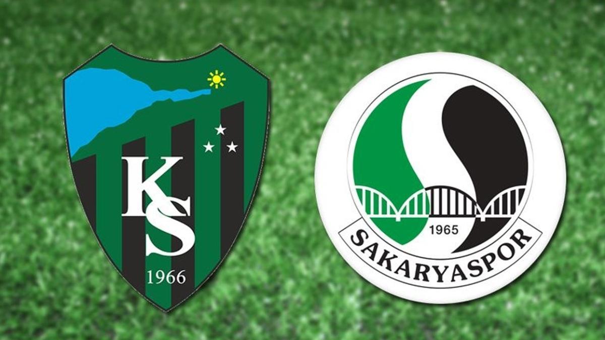 Kocaelispor ile Sakaryaspor arasındaki 2. Lig Play-Off finali Atatürk Olimpiyat Stadı'nda