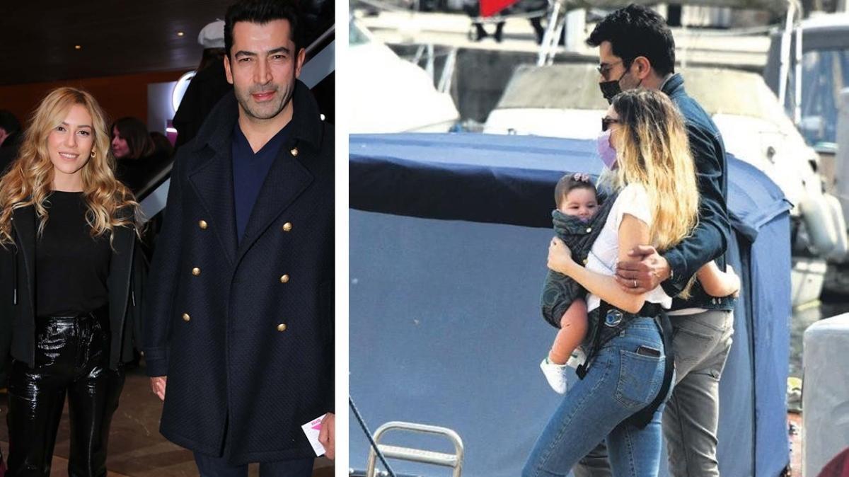 Sinem Kobal ve Kenan İmirzalıoğlu çifti Lalin'e gelen 1 milyon TL'lik bebek bezi reklamını reddetti