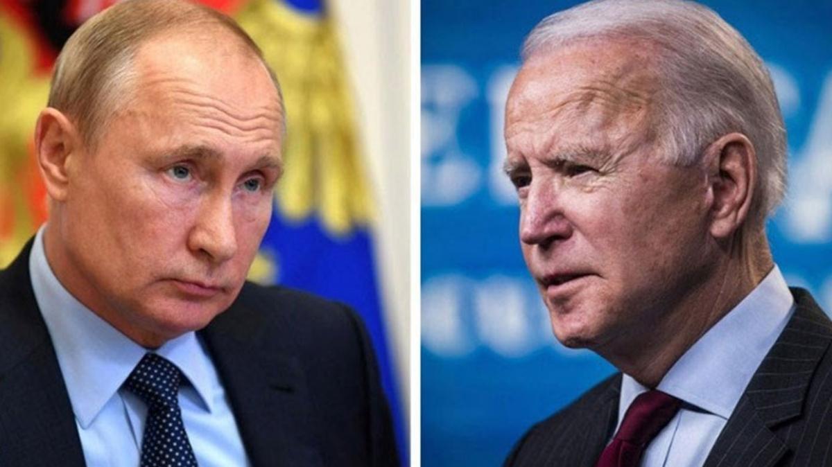 Son dakika haberi: Putin ile Biden bir araya geliyor