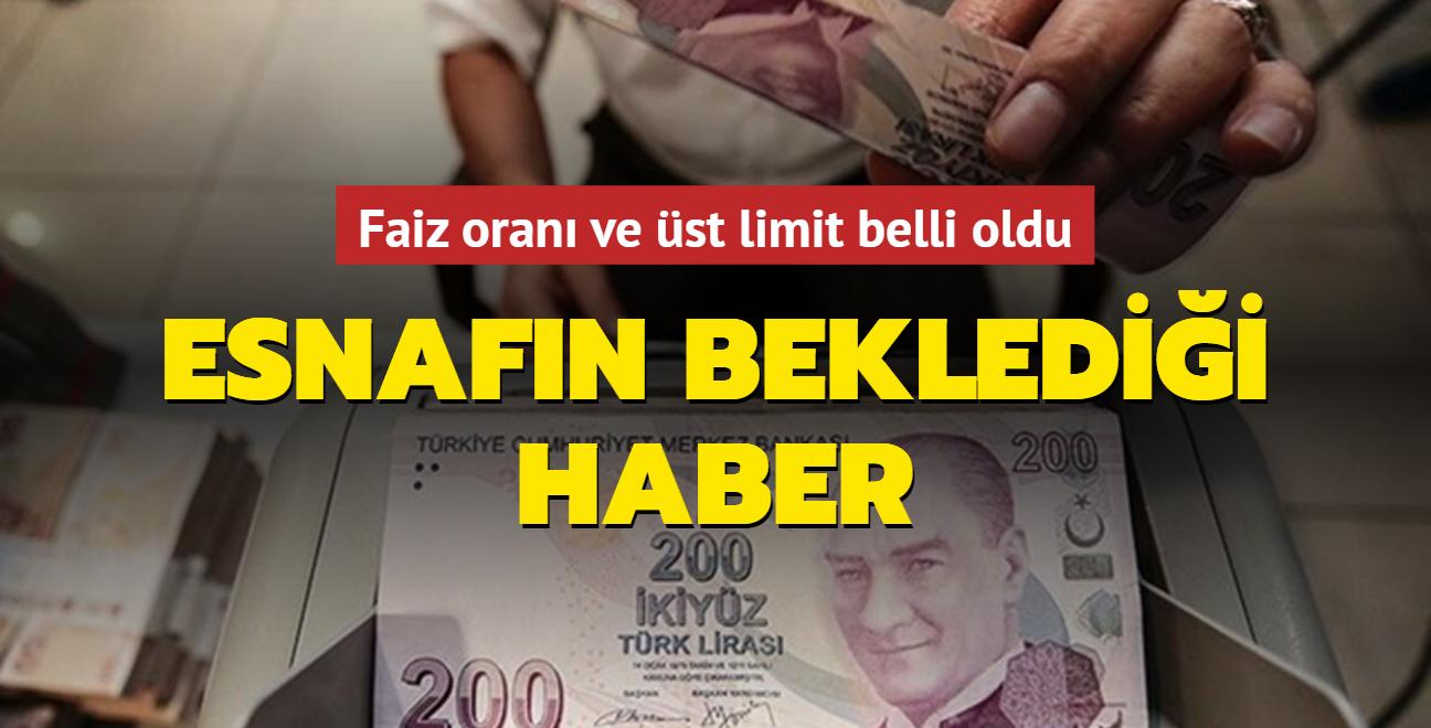 """KOBİ'lere """"2021 Nefes Kredisi"""" desteği"""