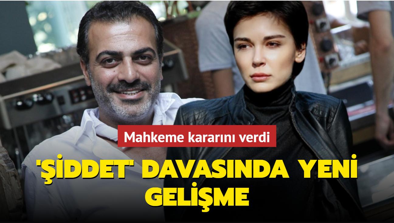 Sermiyan Midyat ve Sevcan Yaşar'ın 'şiddet' davasında yeni gelişme! Mahkeme kararını verdi