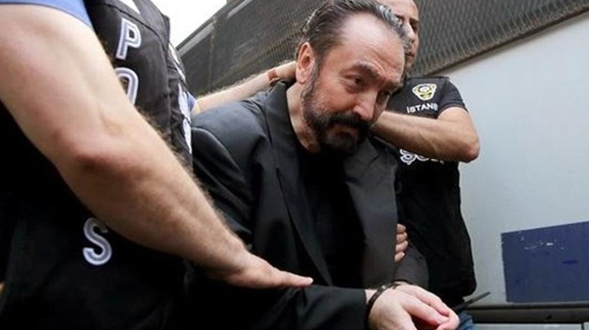 Adalet Bakanlığı'ndan Adnan Oktar açıklaması: Gerçeği yansıtmıyor