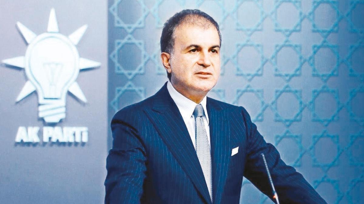 AK Parti Sözcüsü Çelik: Mafya siyasette referans olamaz