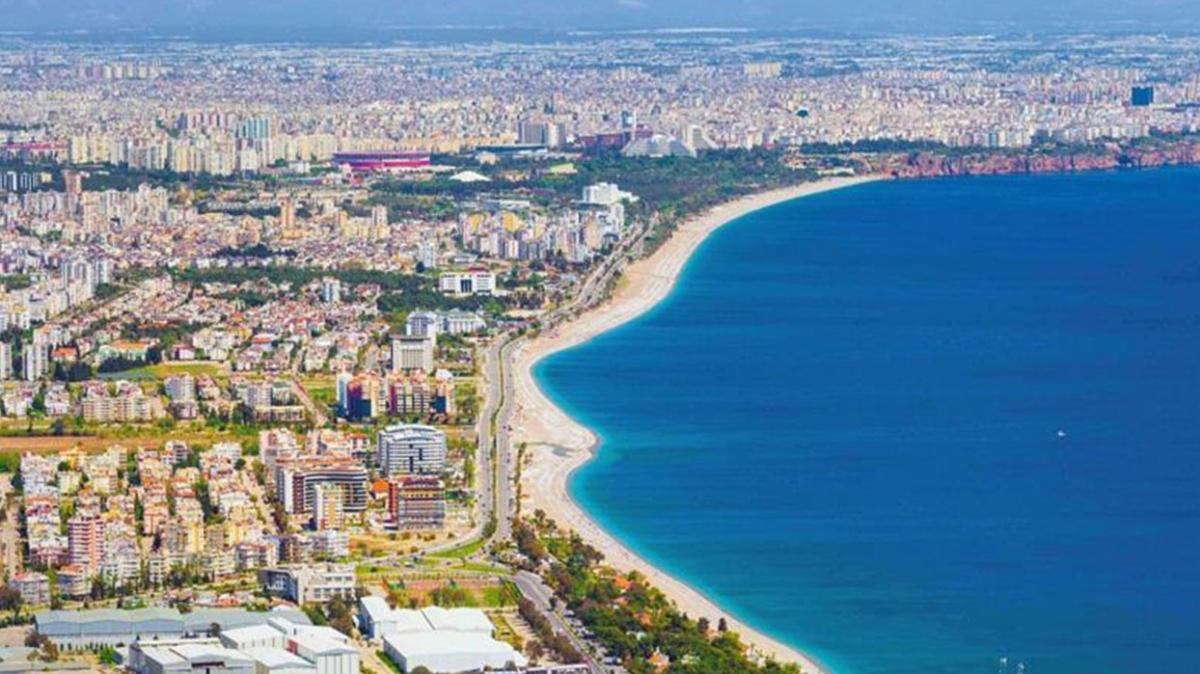 Antalya Kepez'de 889 bin TL'ye icradan satılık daire!