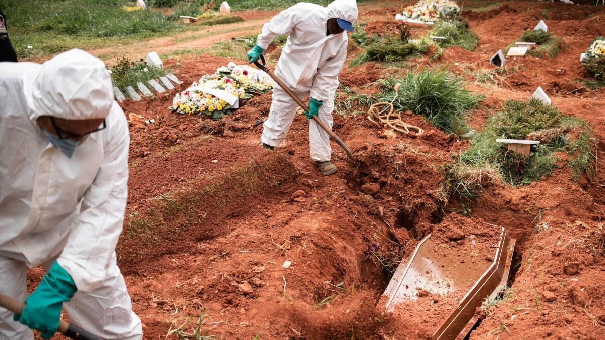 Dünyada koronavirüsten ölenlerin sayısı 3 buçuk milyonu aştı