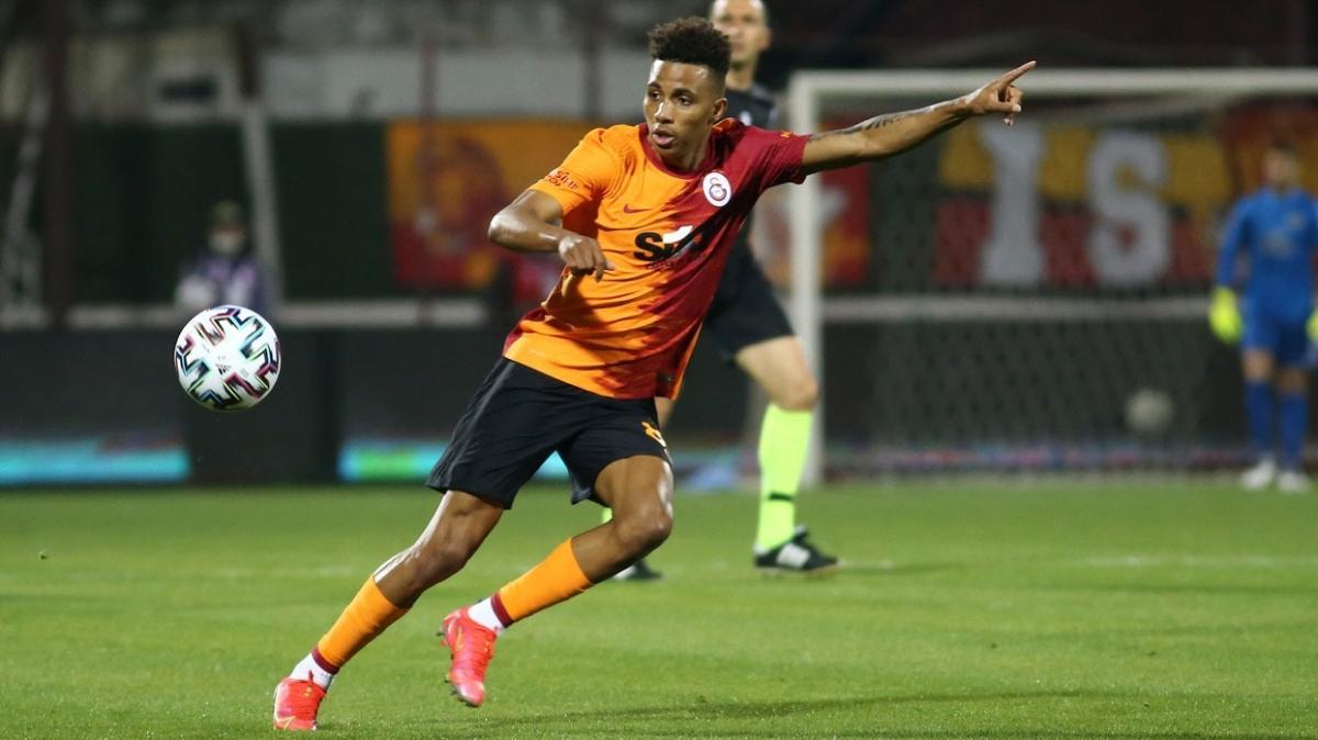 Gedson Fernandes: Galatasaray'da büyüdüm