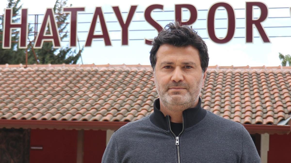 Hatayspor Sportif Direktörü Fatih Kavlak, görevinden istifa etti