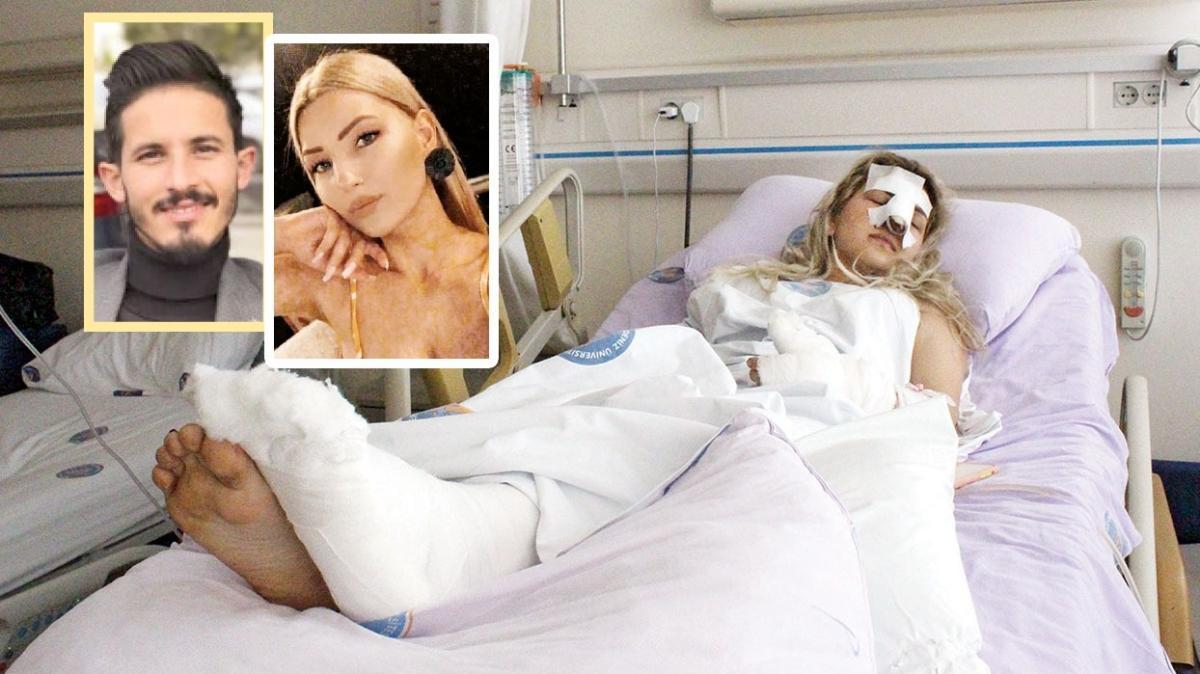 Hemşire Safiye, dehşet anları anlattı: Camdan atıp kemiklerimi kırdı, eve taşımaya çalıştı