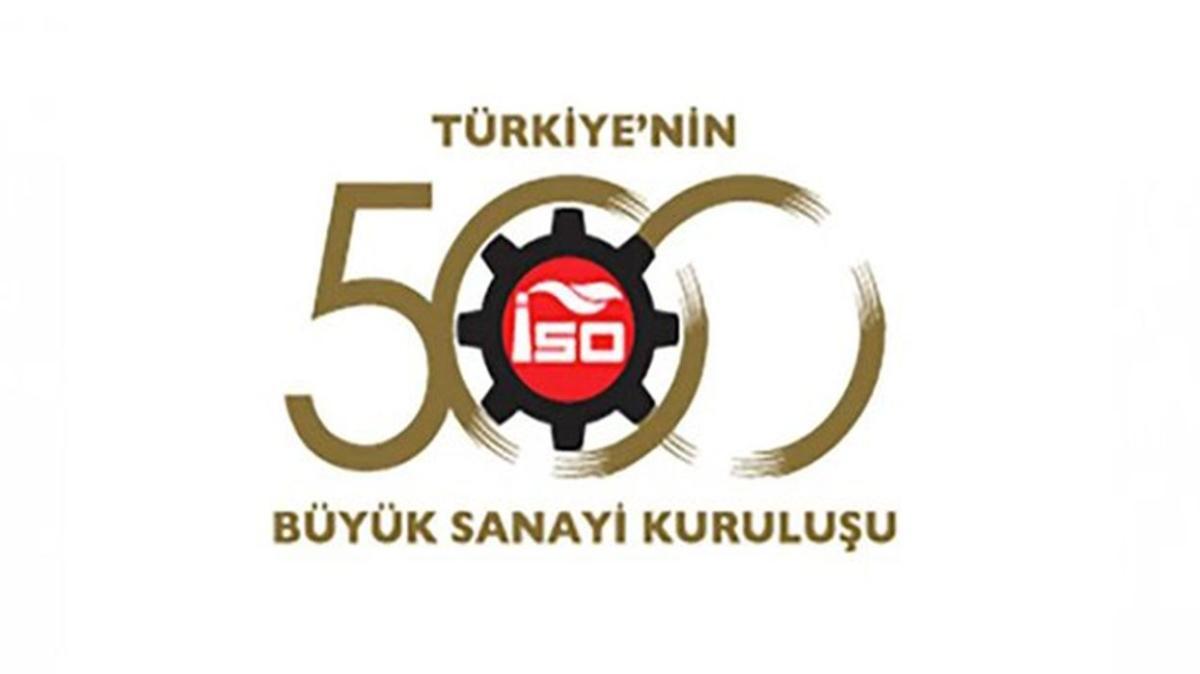 İSO ilk 500 2020 listesi yayınlandı! İSO 500 2020 belli oldu!