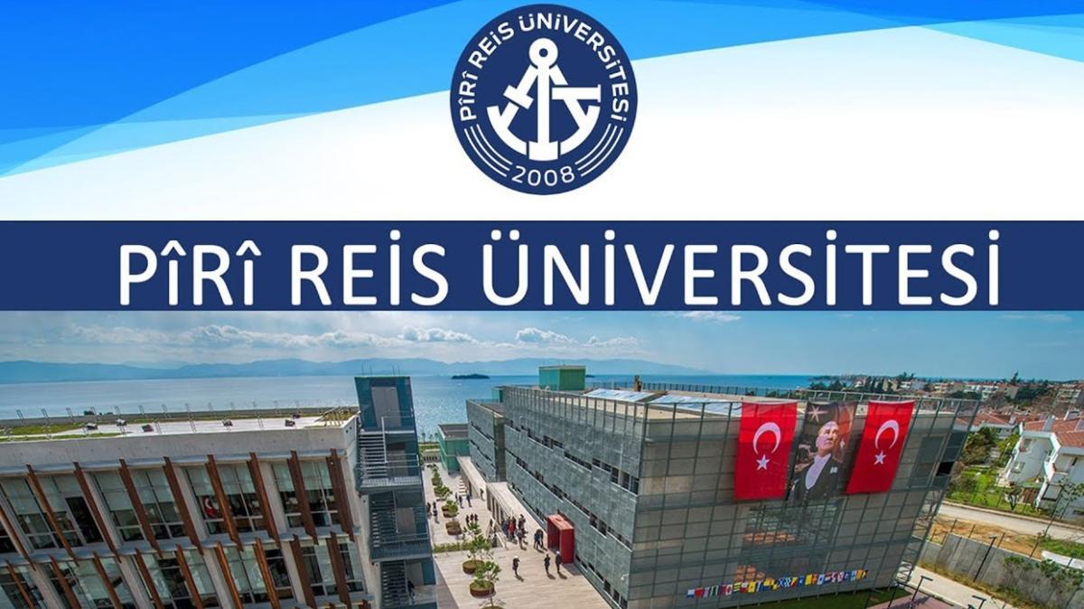 Piri Reis Üniversitesi 37 öğretim üyesi alacak!