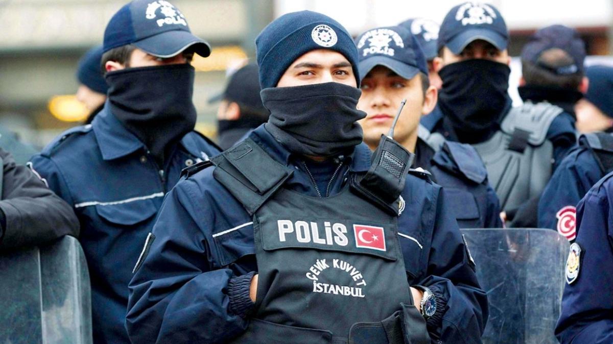 Polisler için 10 yıl branş şartı geliyor