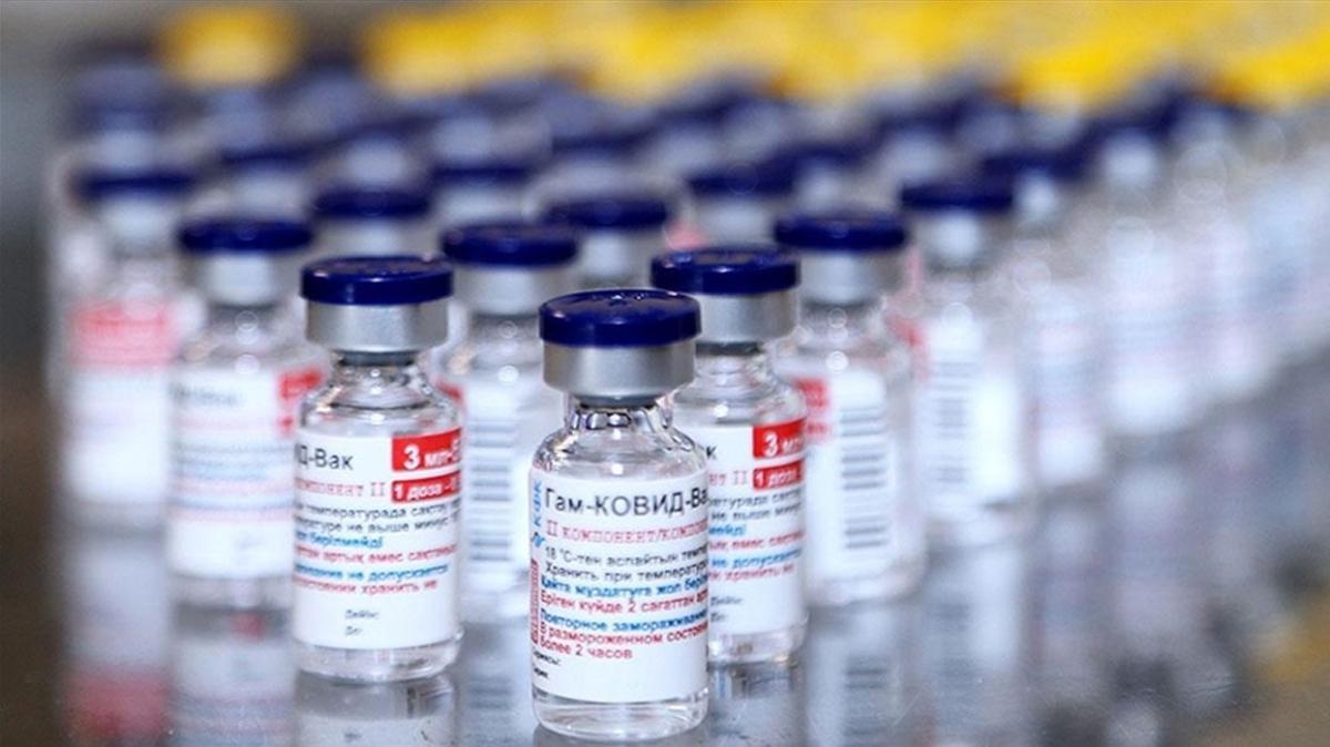 Slovakya'da Sputnik V aşısı kullanım onayı aldı