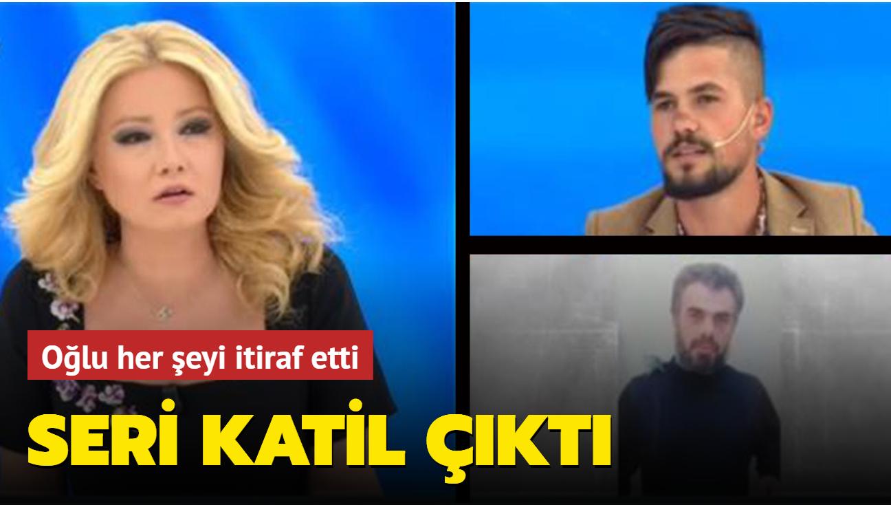 Müge Anlı'da günlerdir aranan Mehmet Turhan seri katil çıktı
