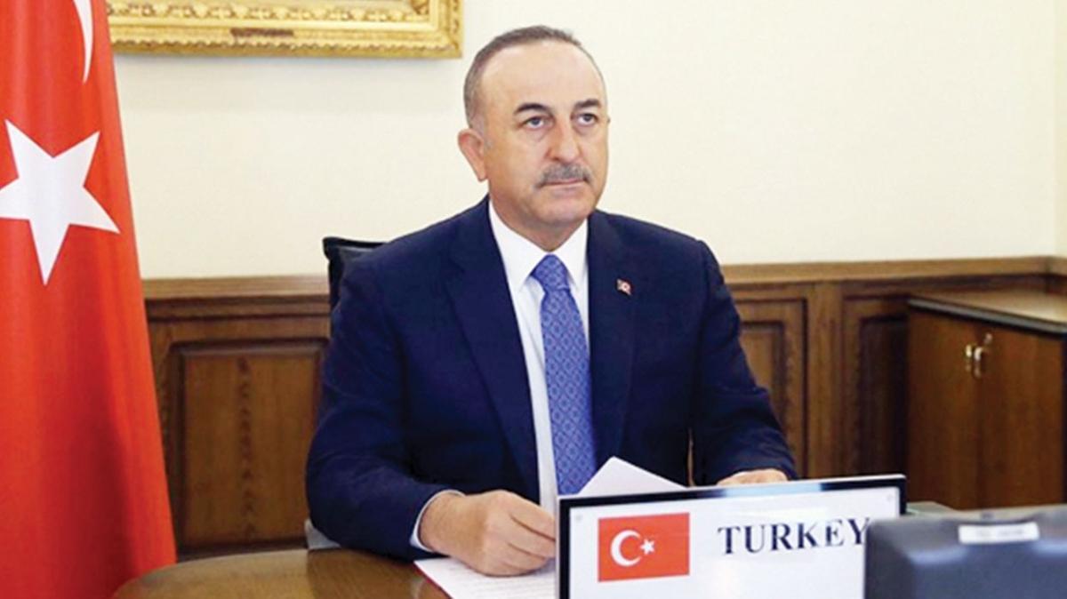 Dışişleri Bakanı Çavuşoğlu: İsrail'in cezasızlığı artık sona ermeli