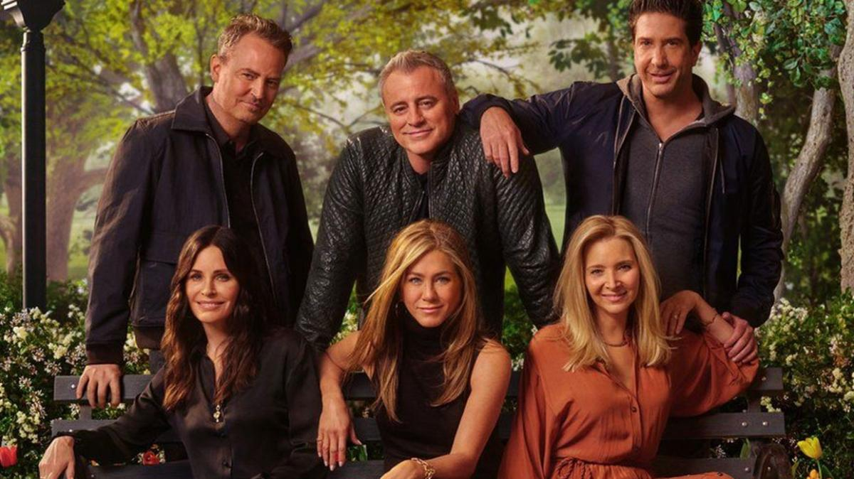 "Friends Reunion hangi kanalda"" Friends Reunion nereden izlenir"""
