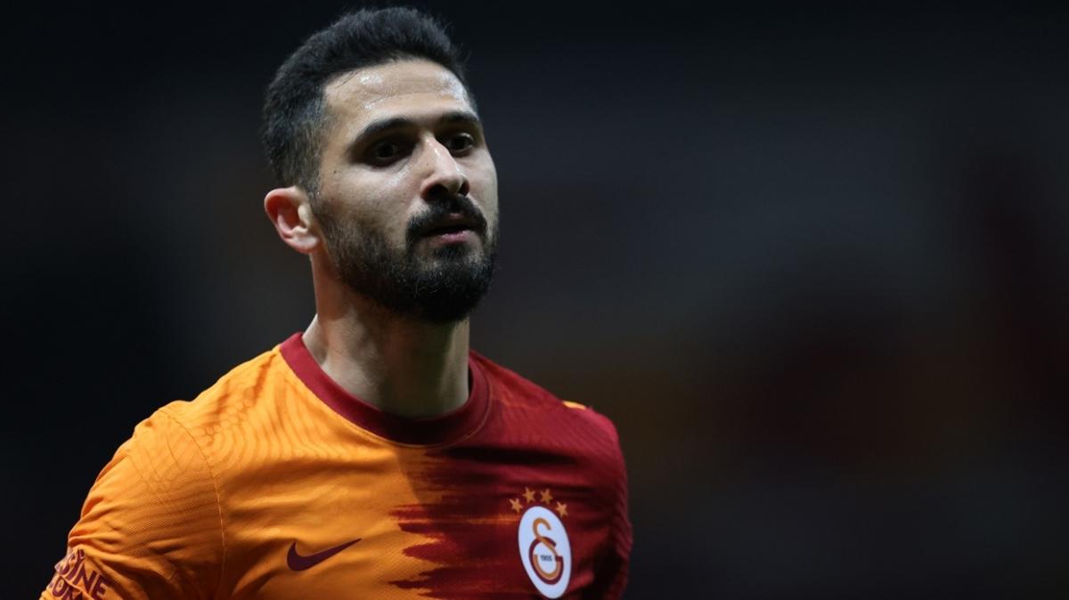 Galatasaray, Emre Akbaba ve Ömer Bayram ile yeni sözleşme konusunda anlaştı