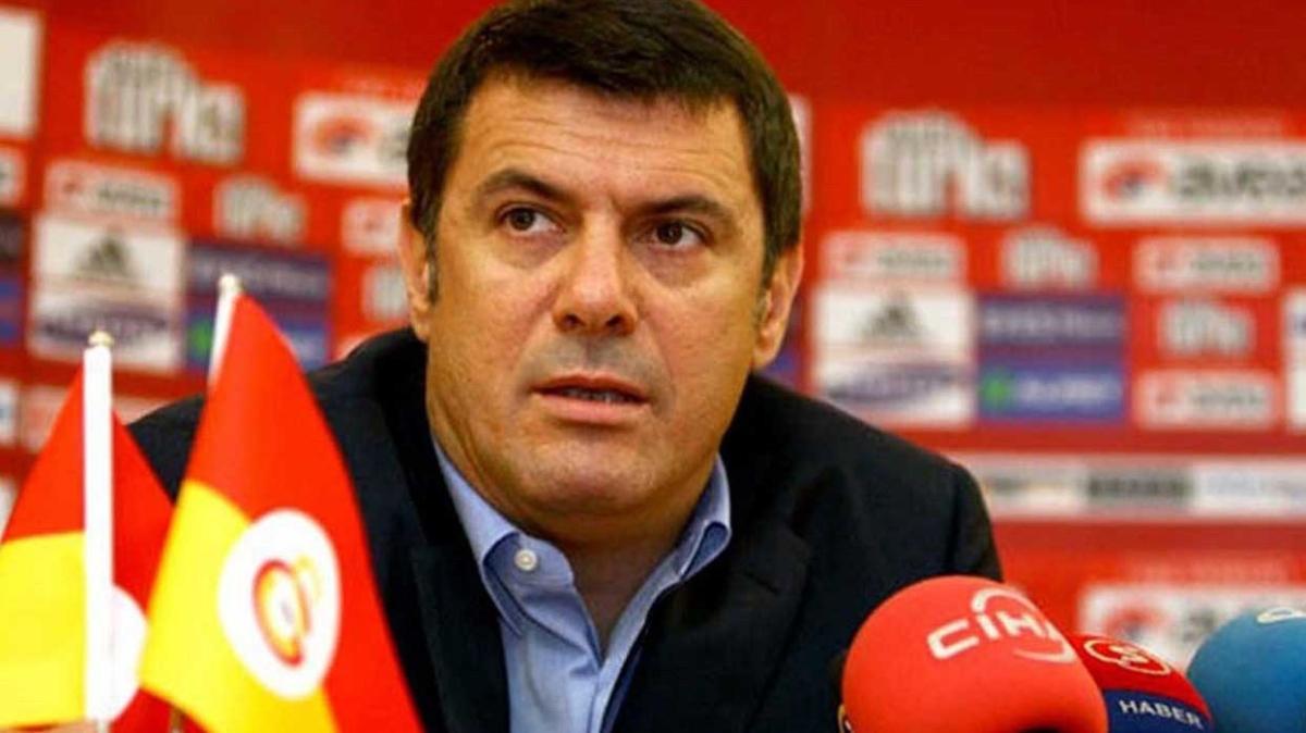 Galatasaray'da Yiğit Şardan resmen adaylığını açıklıyor