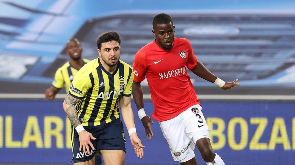 Gaziantep FK, Papy Djilobodji ile yeni kontrat yaptı