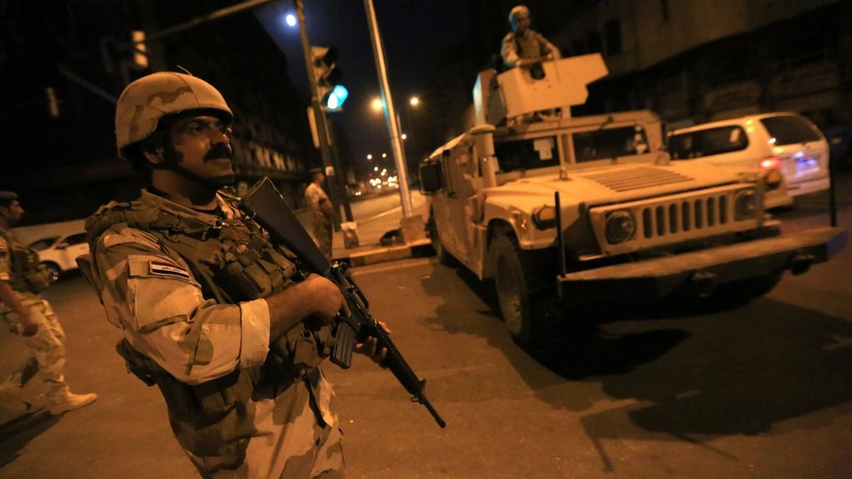 Haşdi Şabi'nin Yeşil Bölge'deki kuşatması sona erdi