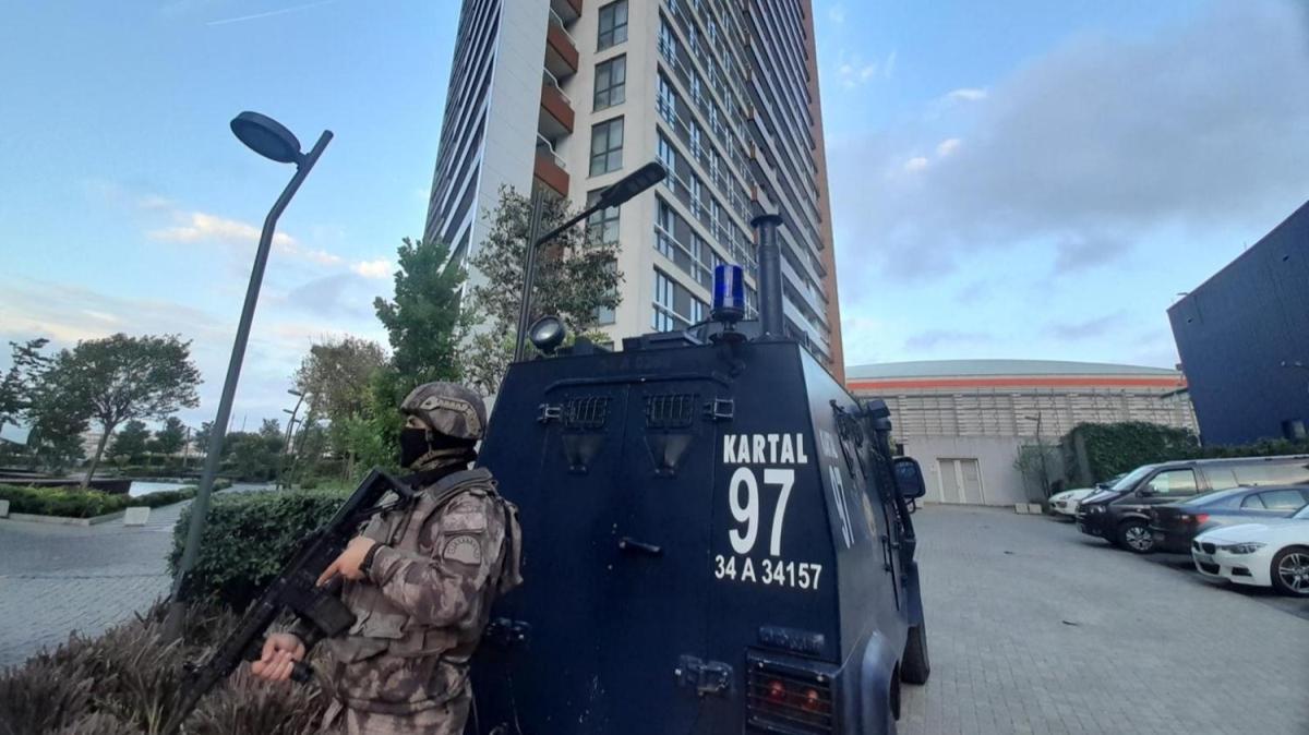 İstanbul merkezli 12 ilde dev operasyon: 39 kişi gözaltında