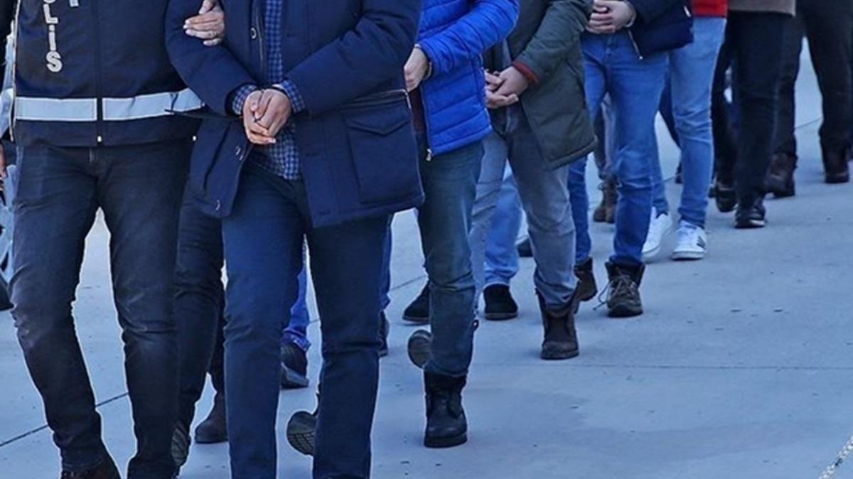 İstanbul'da DAEŞ operasyonu: 8 gözaltı