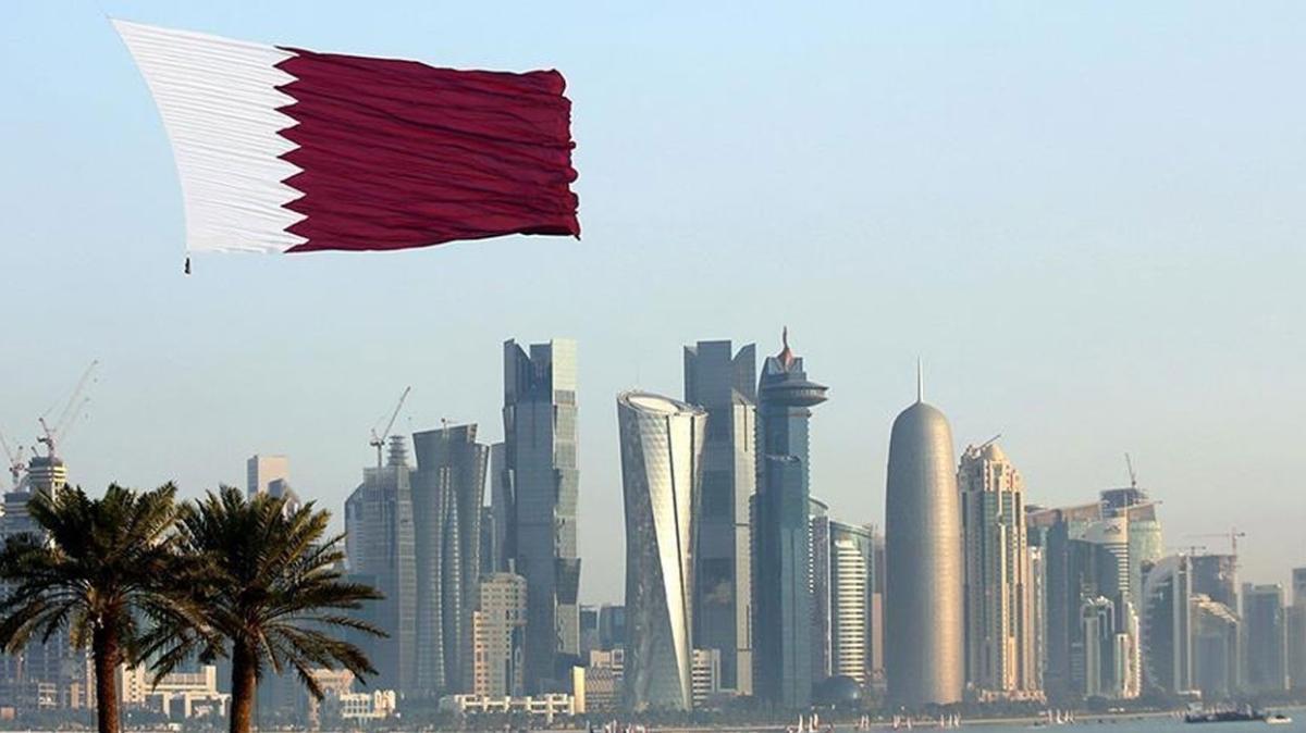 Katar'dan Gazze'ye 500 milyon dolarlık yardım