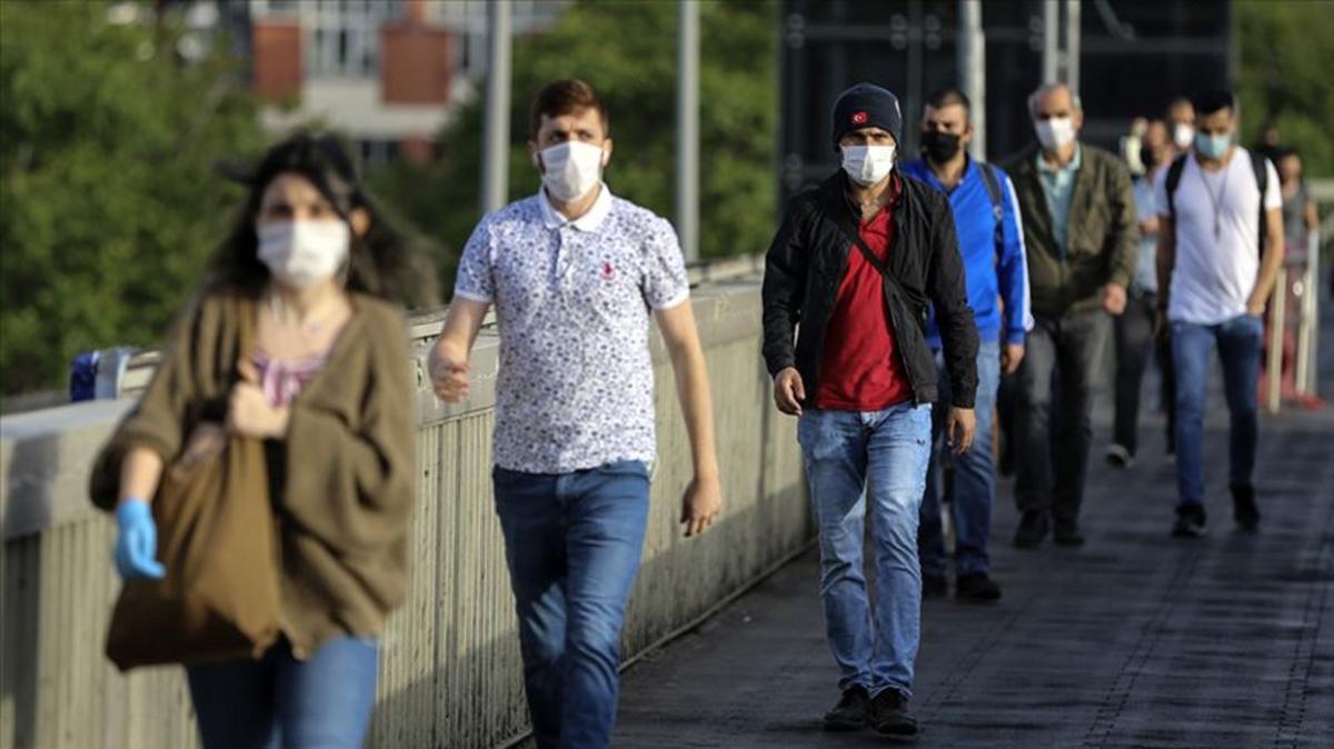 """1 Haziran'da maske zorunluluğu kalkacak mı"""" Maske takma zorunluluğu ne zaman kalkacak"""""""
