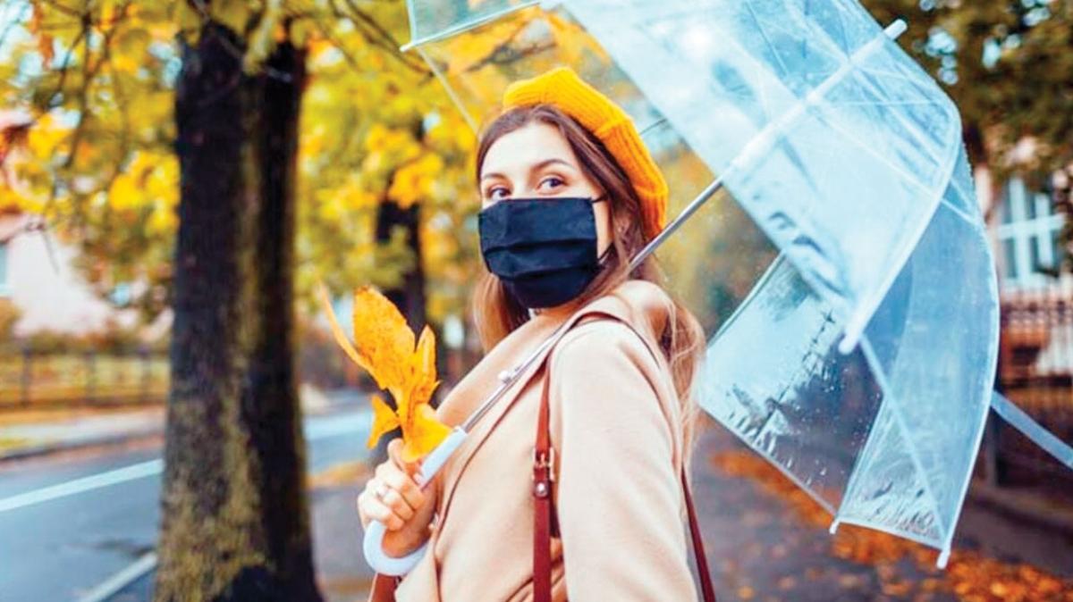 'Maskeleri sonbaharda çıkarabiliriz'