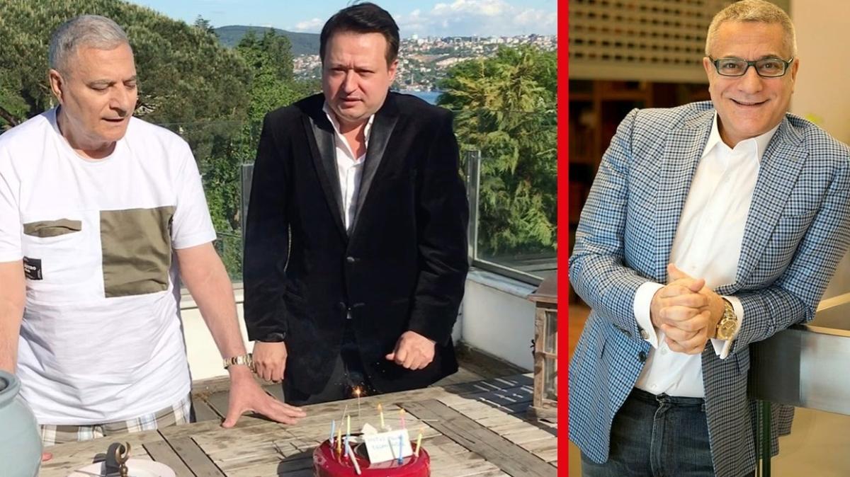 Mehmet Ali Erbil arkadaşı Ercan Avşar'a 12 bin dolarlık saat hediye etti!