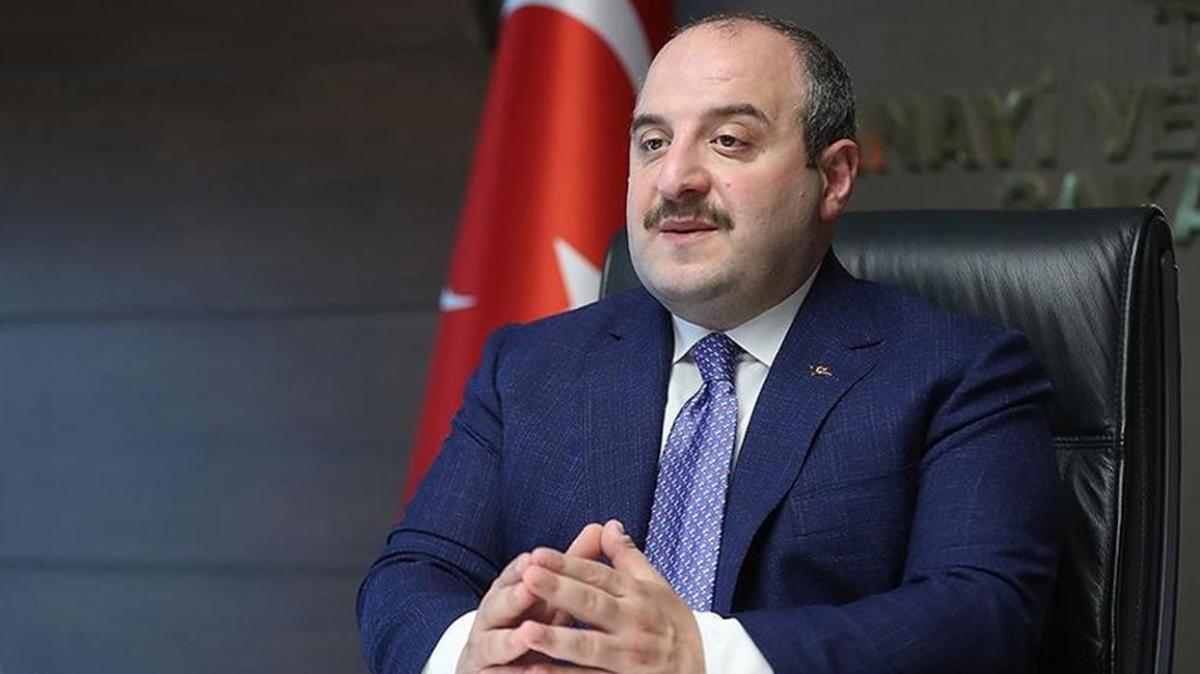 Sanayi ve Teknoloji Bakanı Varank: Muhalefet kabadayıdan medet umar hale geldi