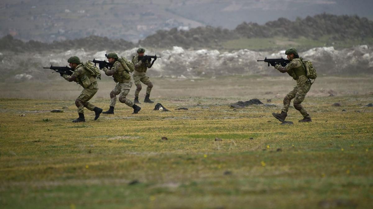 Son dakika haberi: Fırat Kalkanı bölgesinde 5 terörist etkisiz hale getirildi