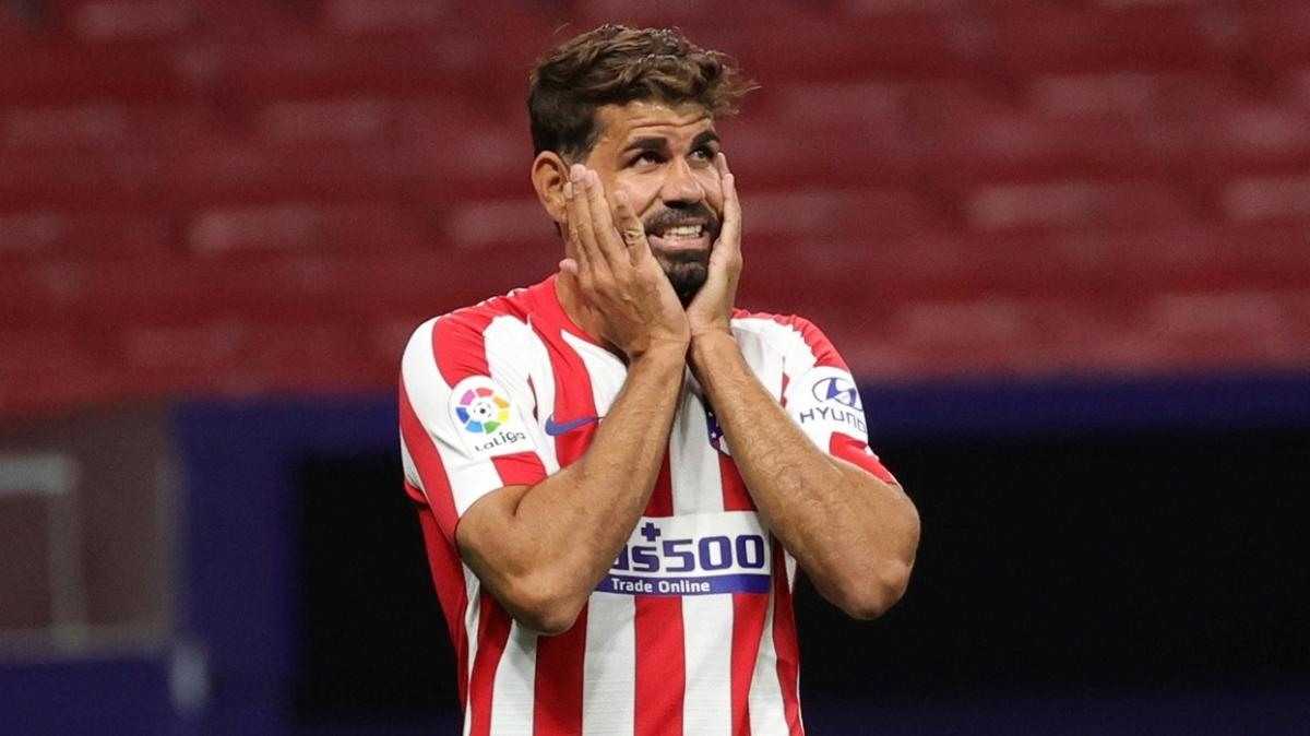 Son dakika transfer haberi: Başakşehir, Diego Costa için bastırıyor