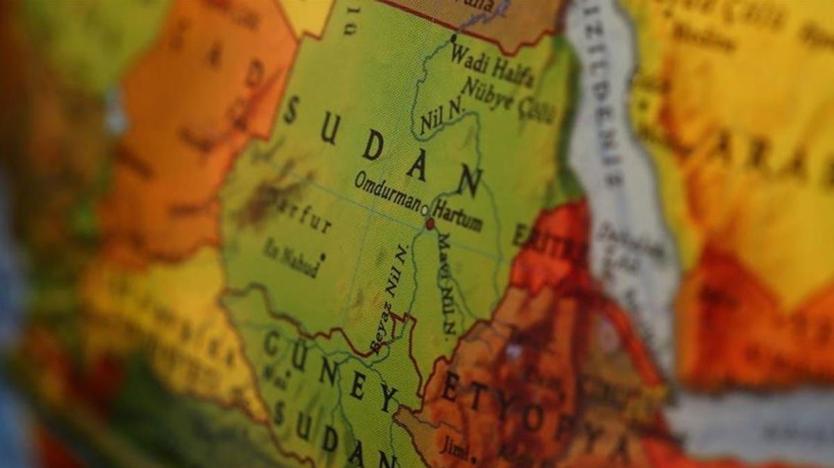Sudan'dan Türkiye'ye özel teşekkür