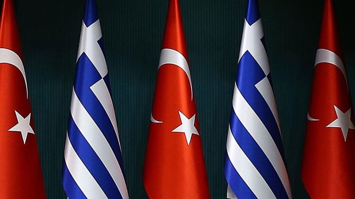 Türk-Yunan Güven Artırıcı Önlemler Toplantısı icra edildi