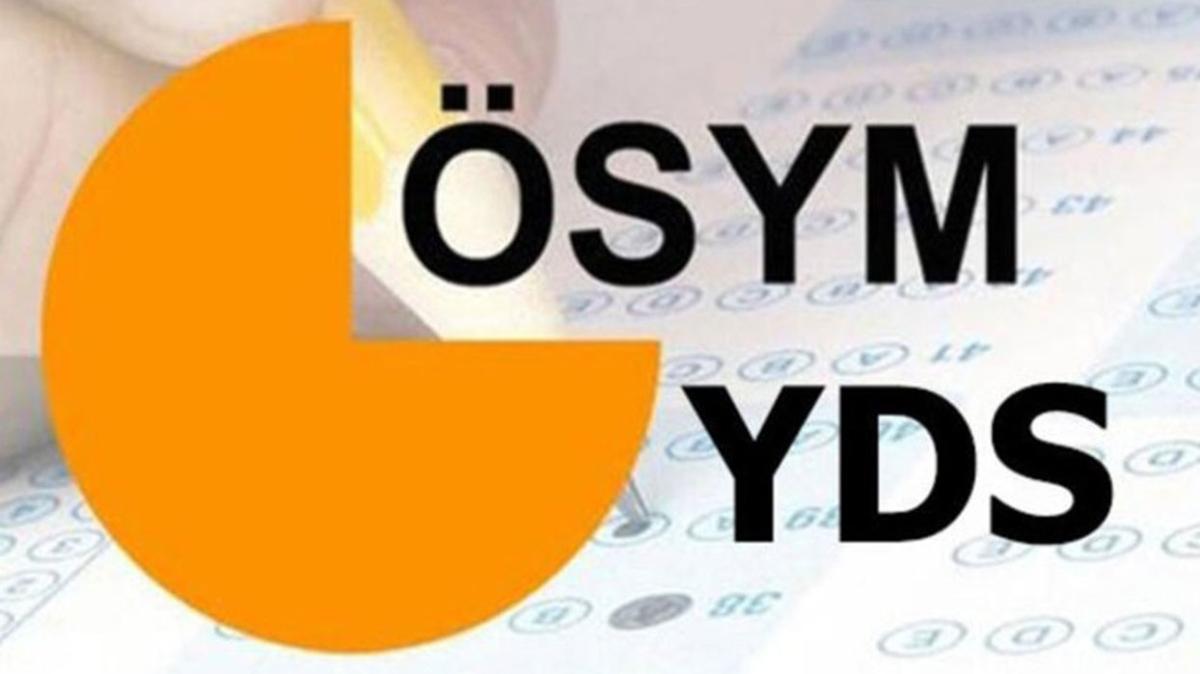 YDS sınava giriş yerleri belli oldu! ÖSYM YDS giriş belgesi sorgulama ekranı
