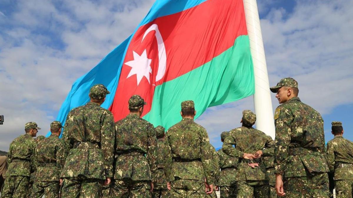 Kardeş ülke Azerbaycan 103 yaşında