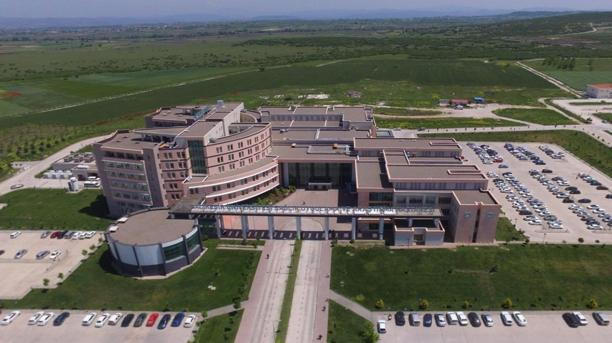 Balıkesir Üniversitesi 13 Öğretim Üyesi alıyor!