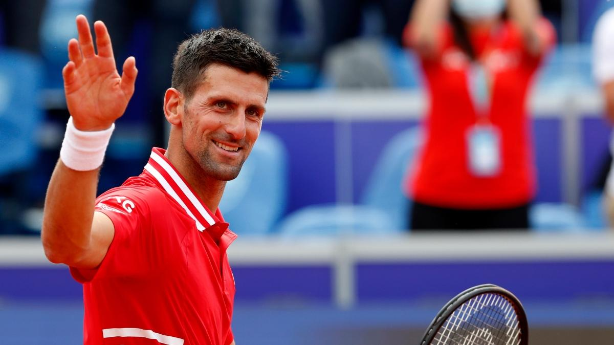 Belgrad Açık'ta Novak Djokovic finale yükseldi
